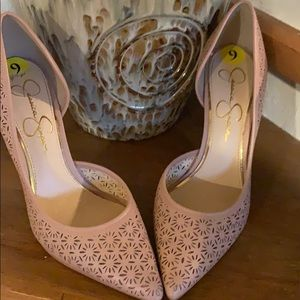 Jessica Simpson pointed shoes